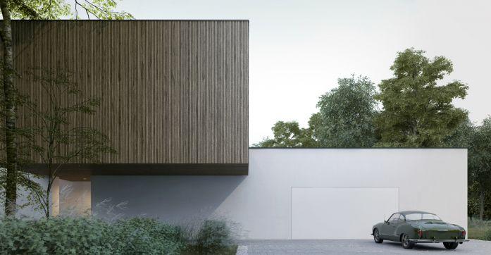 k02 house / rąbień