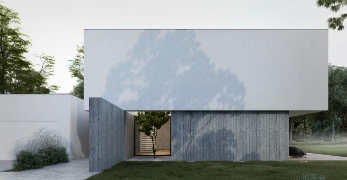 k01 house / rąbień