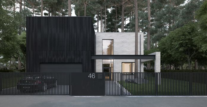 HOUSE 02/ WARSAW
