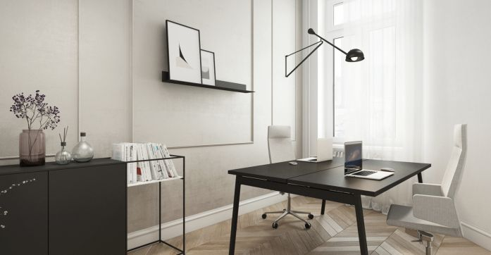 office in a historic building / warszawa