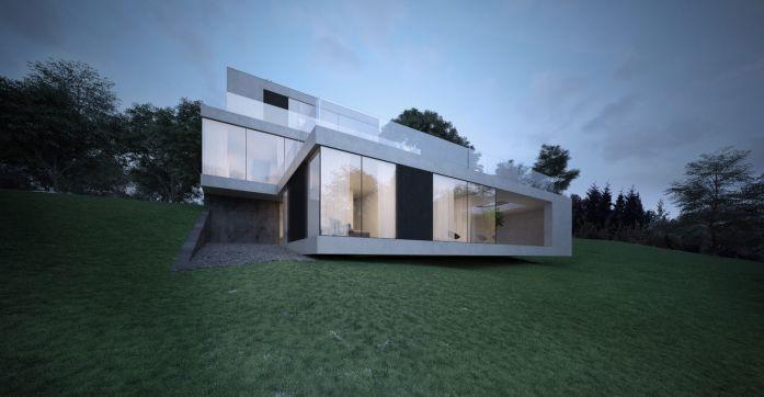 p01 house / warzenko