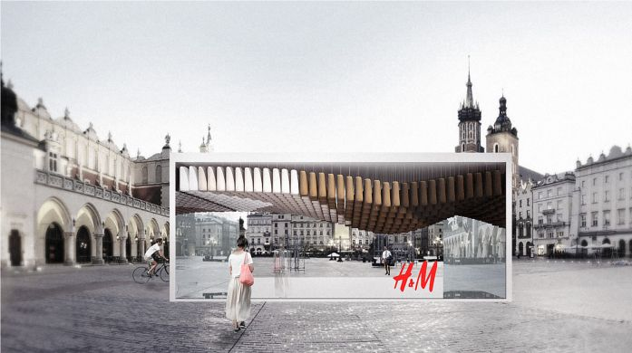 h&m pavilion