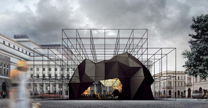 bmw operalab pavilion